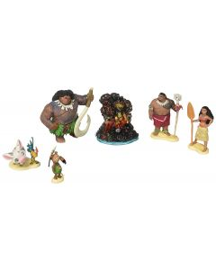 Disney Moana Figurine Playset
