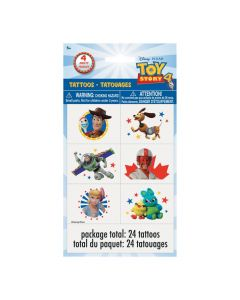 Disney Pixar Toy Story 4 Temporary Tattoos