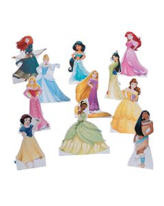 Disney Princess 11-Pack Mini Centerpiece Stand-Ups