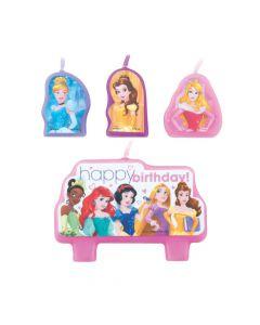 Disney Princess Birthday Candles