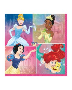 Disney Princess Luncheon Napkins