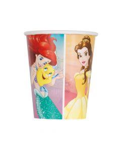 Disney Princess Paper Cups