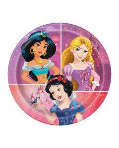 Disney Princess Paper Dessert Plates - 8 Ct.