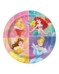 Disney Princess Paper Dinner Plates - 8 Ct.
