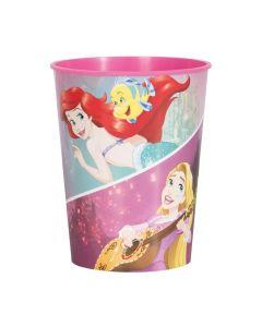 Disney Princess Plastic Favor Cup