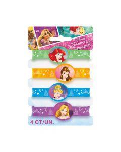 Disney Princess Rubber Bracelets