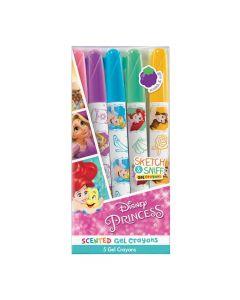 Disney Princess Scented Gel Crayons