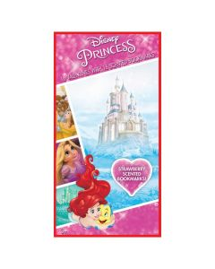 Disney Princess Valentines with Scented Bookmarks
