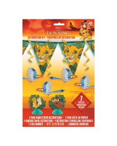Disney The Lion King Decoration Kit
