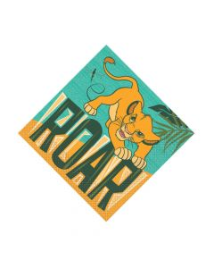 Disney The Lion King Luncheon Napkins