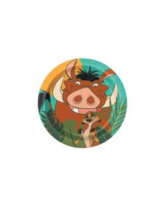 Disney The Lion King Paper Dessert Plates
