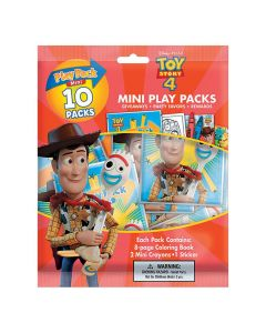 Disney Toy Story 4 Mini Stationery Play Packs