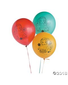 Disneys Elena Latex Balloons