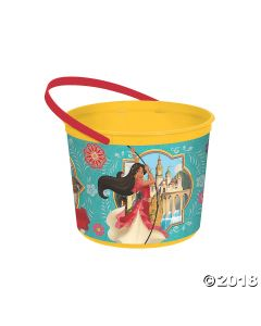 Disneys Elena Plastic Favor Pail