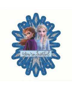 Disney's Frozen II Jumbo Deluxe Invitations