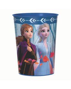 Disney's Frozen II Metallic Plastic Favor Cup