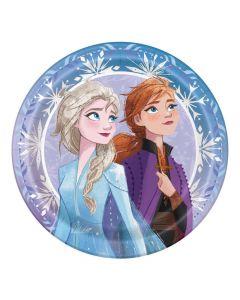 Disney's Frozen II Paper Dinner Plates