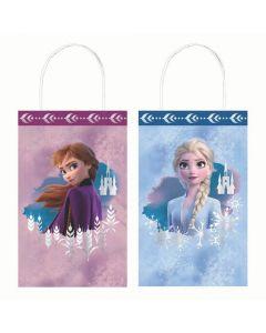 Disney's Frozen II Stamped Kraft Paper Bags