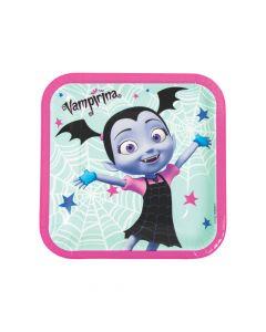 Disney's Vampirina Paper Dinner Plates