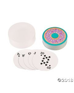 Donut Playing Cards