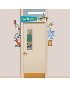 Door Border - Dr. Seuss Welcome Go-Arounds