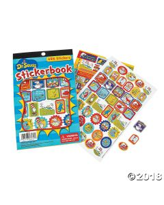 DR. Seuss� Awesome Sticker Book