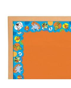 Dr. Seuss Bubbles Bulletin Board Border