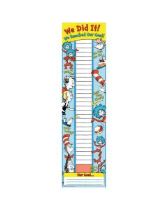 Dr. Seuss Goal Setting Banner Wall Decoration