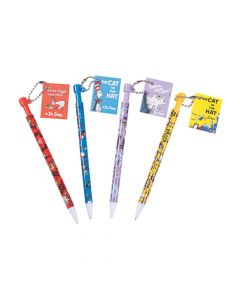 Dr. Seuss™ Mechanical Pencils with Mini Notepad