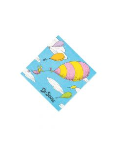Dr. Seuss™ Oh, the Places You'll Go Beverage Napkins