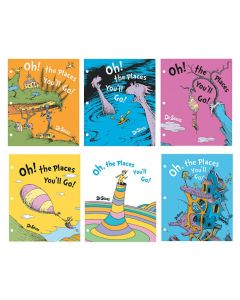 Dr. Seuss Oh, the Places You'll Go Folders
