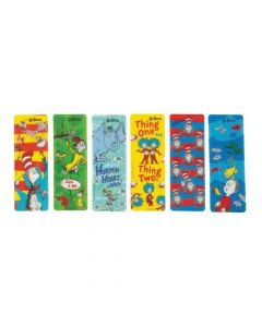 Dr. Seuss Tab Bookmarks
