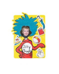 Dr. Seuss™ Thing 1 and Thing 2 Picture Frame Magnet Craft Kit