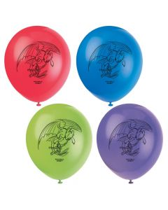 DreamWorks How To Train Your Dragon Latex Balloons