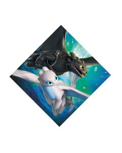 DreamWorks How To Train Your Dragon Luncheon Napkins