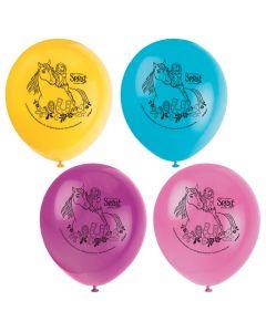 DreamWorks Spirit Riding Free Latex Balloons