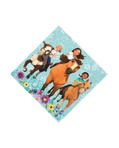 DreamWorks Spirit Riding Free Luncheon Napkins