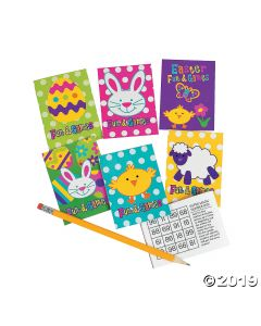 Easter Fun & Games Books