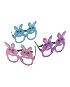 Easter Glitter Glasses