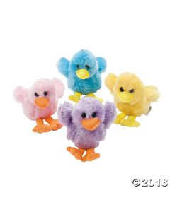 Easter Stuffed Chicks