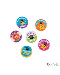 Elementary Graduation Buttons