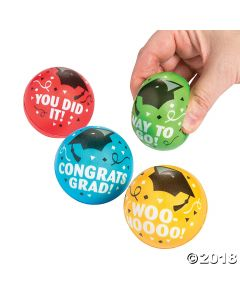 Elementary School Graduation Stress Toys