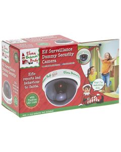 Elf Dummy Surveillance Camera