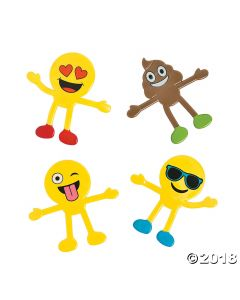 Emoji Bendables