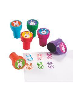 Emoji Face Bunny Stampers