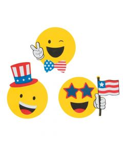 Emoji Patriotic Magnet Craft Kit