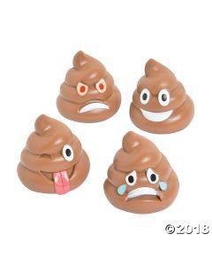 Emoji Poop Characters