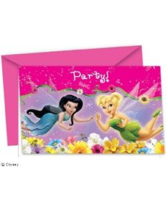 Fairies Springtime Invitation