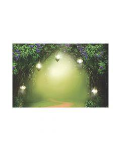 Fairy Garden Backdrop