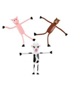 Farm Animal Bendables